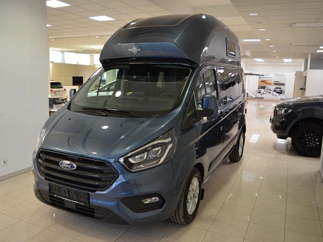 Ford Transit CUSTOM NUGGET PLUS Aut. **HOCHDACH**2.0 EcoBlue 185 PS bei Ford Gaberszik Graz in