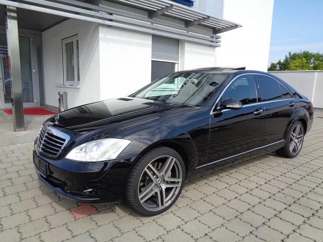 Mercedes-Benz S 320 CDI 4MATIC Aut. bei Ford Gaberszik Graz in