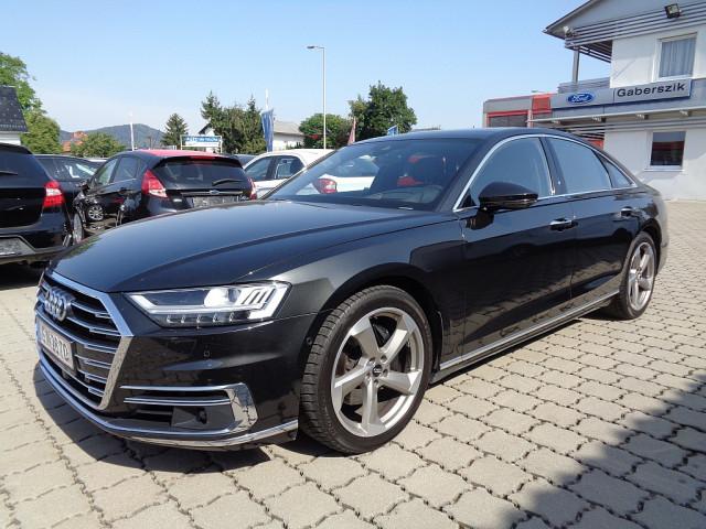 Audi A8 50 TDI quattro Tiptronic bei Ford Gaberszik Graz in